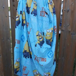 Minions Despicable Me Fitted bed Sheet Twin